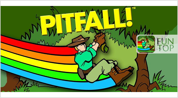 《APP》PITFALL@3D動作冒險跑酷經典大作‧Temple Run要注意啦