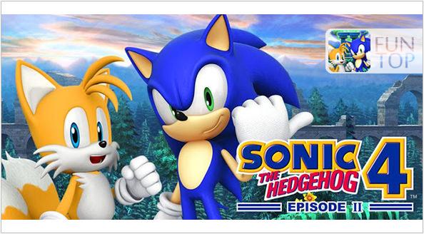 《APP》Sonic 4索尼音速小子@SEGA經典遊戲搬上APP平台