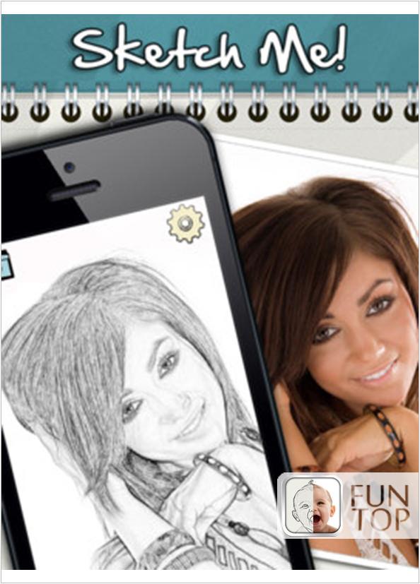 《APP》Sketch Me@照片後製素描、油畫特效修圖處理